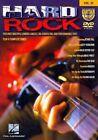 Guitar Play Along Hard Rock 0884088410872 DVD Region 1