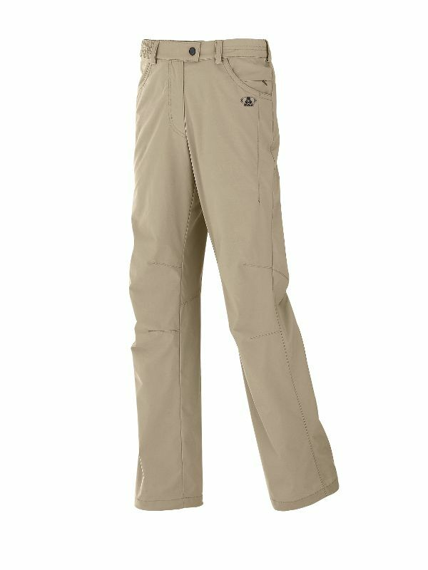Foot Womens Trousers Hiking Pants  Functional Trousers Rennsteig Beige Size 36 38 40 42 Foot - 40  store online