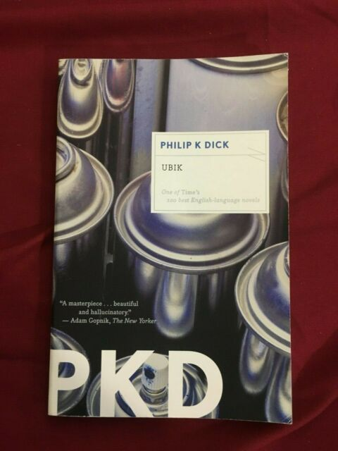 Ubik by Philip K. Dick (2012, Paperback)