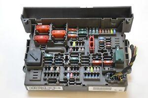 bmw 3 series e90 320d 2011 rhd main distribution fuse box unit rh ebay co uk