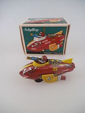 Schylling Rocket Fighter Ornament - Space Toy - 8,5cm Blech in OVP (698h)