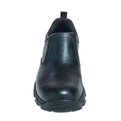 À Résistant 7 Nouveau 9 5 Pointure 2125 Chaussures Cuir Bates Gx Noir Enfiler XP8wkn0O