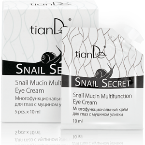 TianDe-Snail-Mucin-Multifunction-Anti-Wrinkle-Eye-Cream-1x10ml