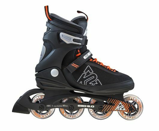 Inliner K2 Exo Exo Exo 6.0 M Skates Men Fitness Größe 42 5 US 9 5 UK 8 5 4e6359