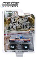 Greenlight 1 49020-D 64 Kings of Crunch Series 2-1972 Chevrolet K-10 Exterminator Blue