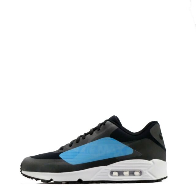Nike Air Max 90 NS GPX Laser Blue Heritage Cyan Aj7182 002 Men 9 for ... 3ce00c959