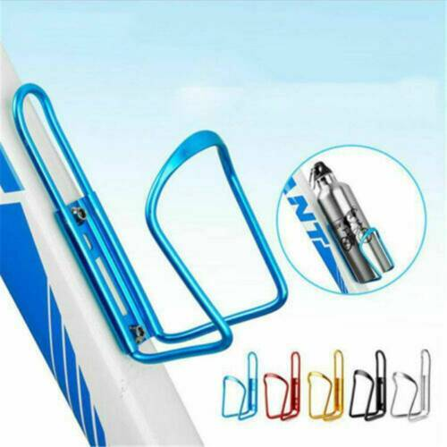 Bicycle Water Bottle Holder Alloy Cycling Cage Rack Sport MTB Bike Accessories .