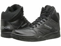 Men Reebok Royal Bb4500 Hi Top Sneakers M42655 Black Shark 100% Original B.