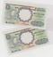 thumbnail 1 - Mazuma *M1050 Malaya 1959 $1 A/88 044761-62 老假票 Counterfeit Trojan Watermark UNC