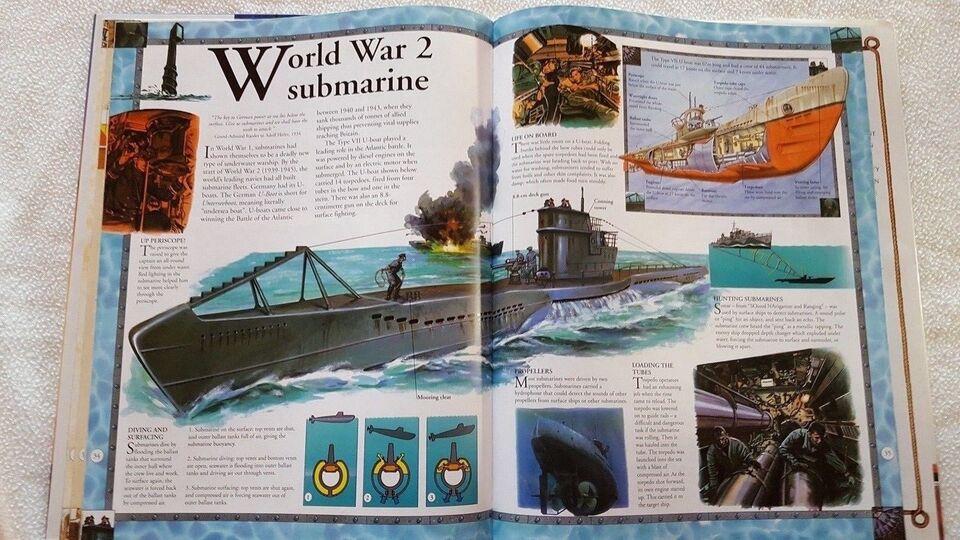 Ships A stunning visual history of ships, Richard Humble,