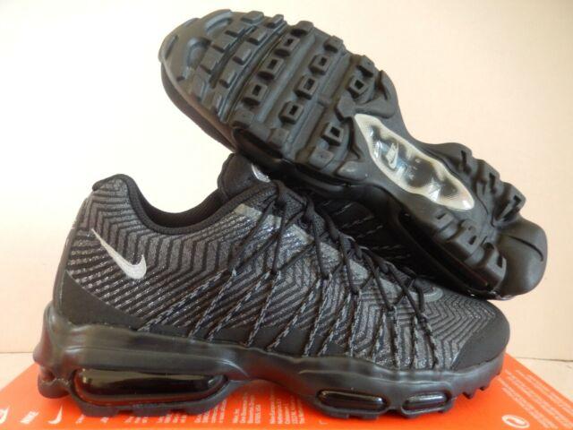 Size 9 - Nike Air Max 95 Ultra JCRD Black for sale online | eBay
