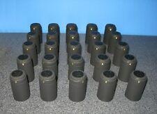 SHRINK CAPSULES 100 MATTE BLACK  WINERY QUALITY PVC HEAT CAPS WINEMAKING BOTTLES