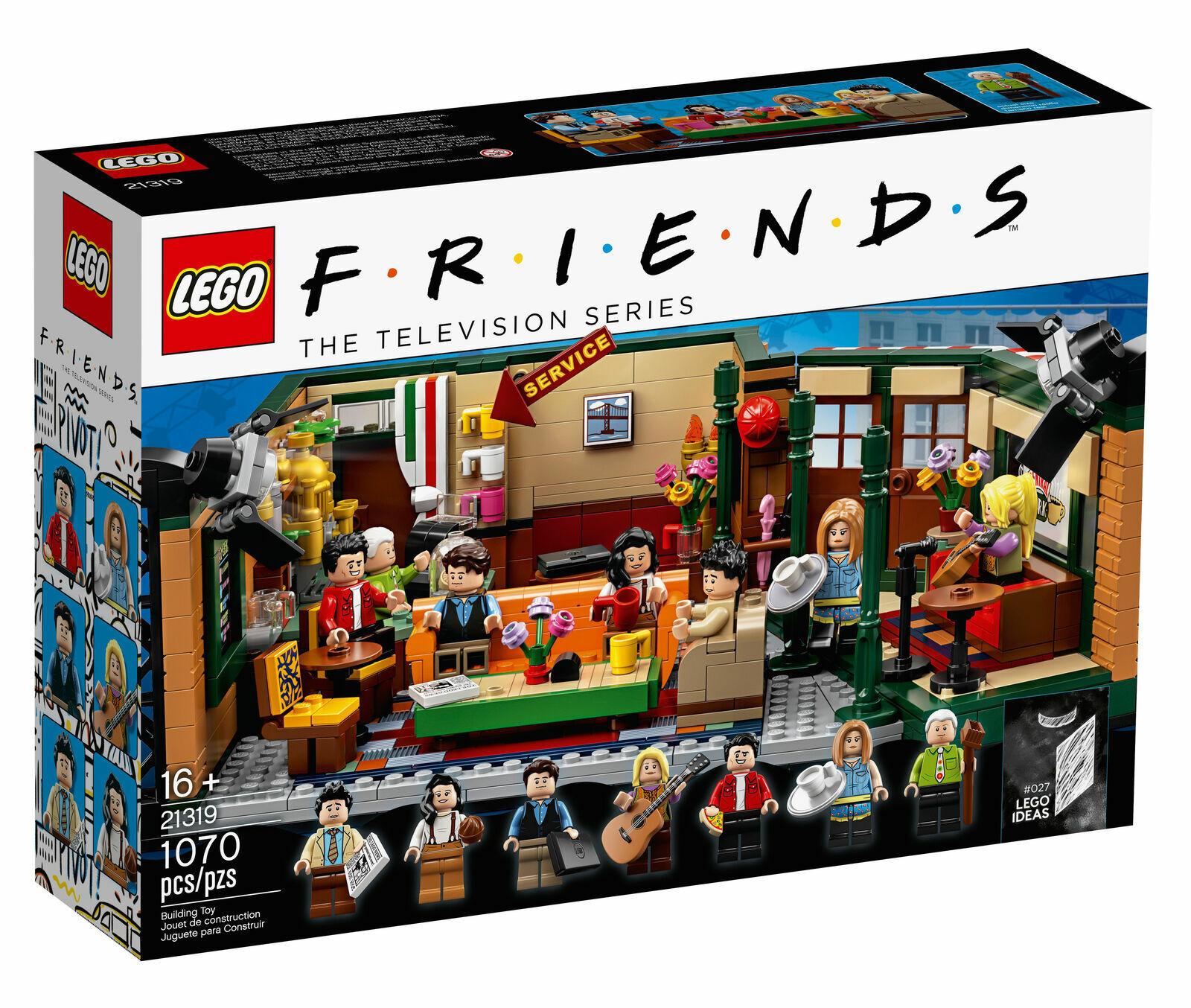 LEGO   FRIENDS serie TV poteva centrale (21319)  prezzi bassissimi