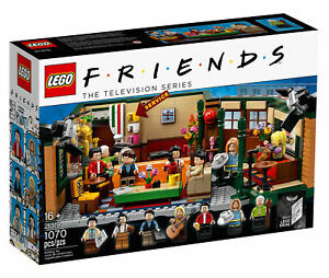 Details about LEGO Ideas FRIENDS Central Perk (21319) NEW IN BOX
