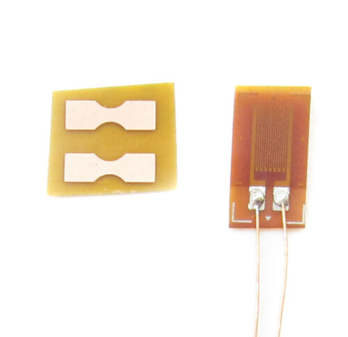 2pcs 120ω Foil Strain Gauge Wiegen Sensor/&Pressure Transmitter 120ohm MF AIP