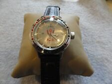Made in Russia Amphibian Automatic Shock Resistant Men's Vintage Watch