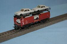 Marklin 4613 Autotransporter version 6 with cars