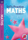SATs Practice Maths: For Ages 6-7 by Andrew Brodie (Paperback, 2007)