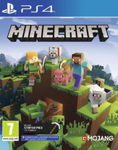 PS4-Minecraft-Nuova-Edizione-BEDROCK-EDITION-NUOVO-SIGILLATO