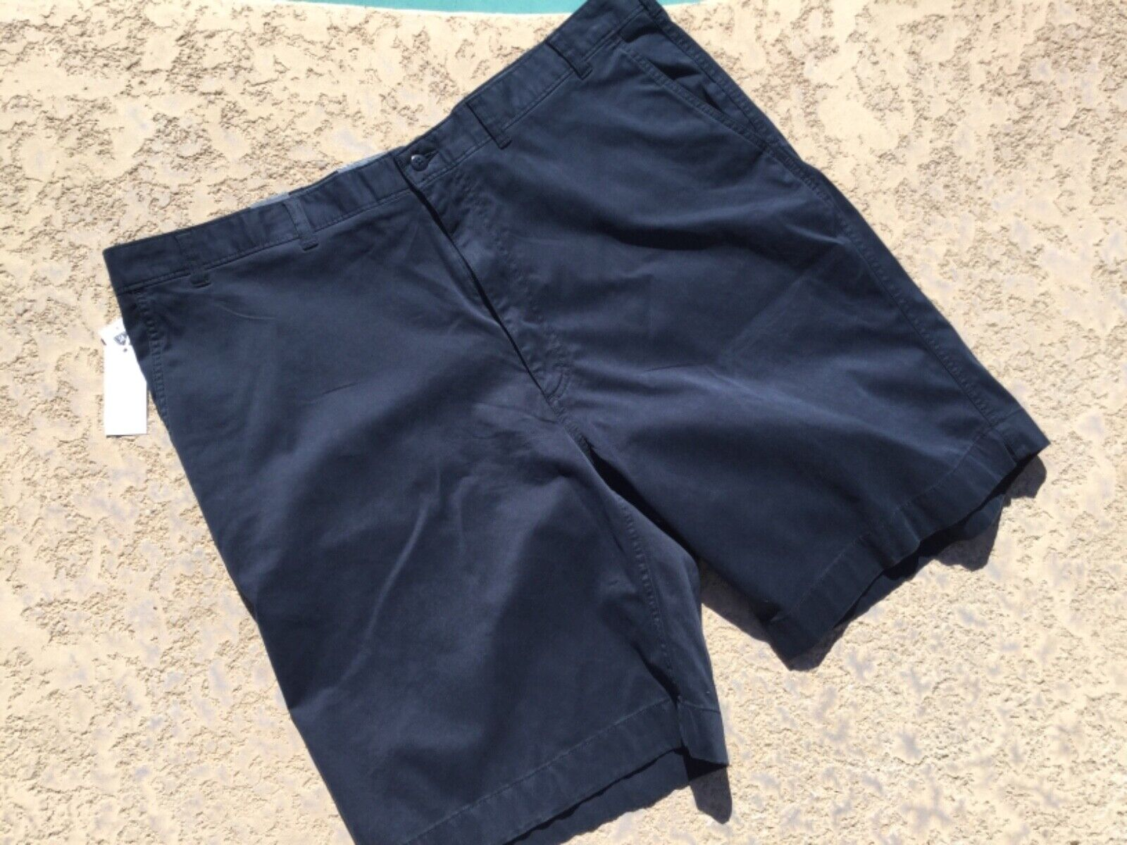 "CREMIEUX ""BIG MAN"" Casuals Mens NAVY Shorts 44W"