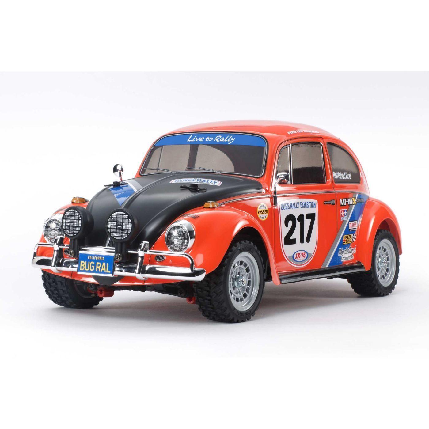 marchi di moda Tamiya MF-01X Volkswagen Volkswagen Volkswagen Beetle Rtuttiy Mf-01x TAM58650  vendita outlet online