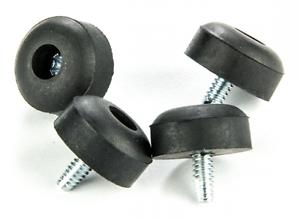 4 X Jim Dunlop Crybaby Remplacement Pieds En Caoutchouc & Vis Ecb151 Gcb-95-afficher Le Titre D'origine N7l0n946-07163302-992045093