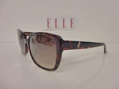 100% Vero Occhiali Da Sole Originale Elle El 14805 Hv-mostra Il Titolo Originale Perfetto Nella Lavorazione