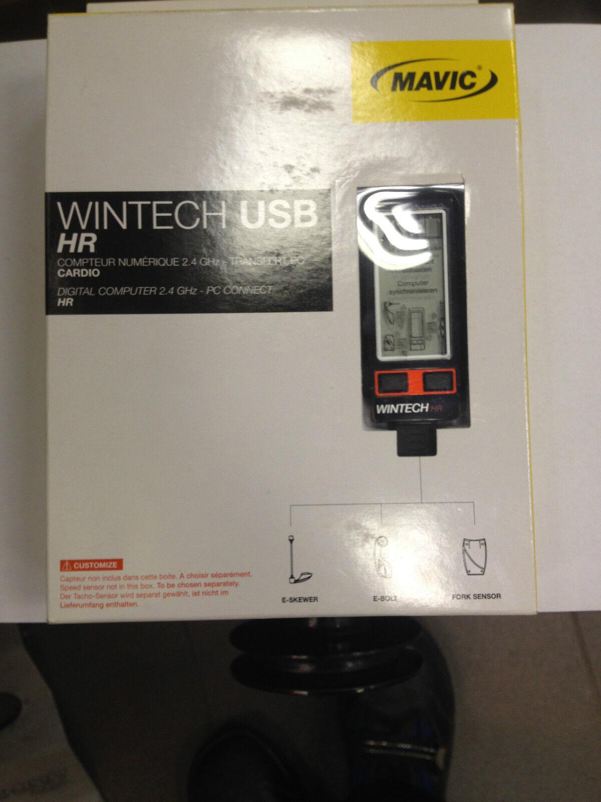 Mavic wintech USB HR (11864801)