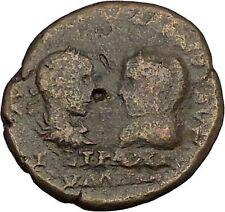 GORDIAN III & TRANQUILLINA Mesembria Thrace APOLLO Ancient  Roman Coin i41675