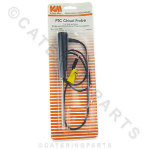 KANE-MAY-100mm-REPLACEMENT-PTC-CHISEL-TEMPERATURE-PROBE-FOR-DIGITAL-THERMOMETER