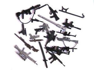 New-36-x-Accessories-Weapons-For-GI-JOE-Cobra-G-I-JOE-Action-Figure-Movie-Toys
