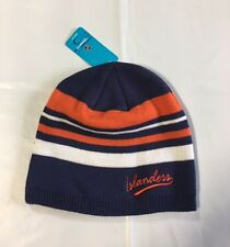 New York Islanders Knit Beanie Toque Winter Hat Skull Cap NEW NHL Women's Blue