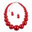 Fashion-Women-Crystal-Necklace-Bib-Choker-Pendant-Statement-Chunky-Charm-Jewelry thumbnail 19