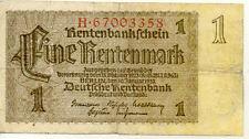 ALLEMAGNE GERMANY 1 MARK 1937 état voir scan 358
