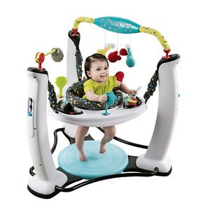 f677584d4 Evenflo ExerSaucer Jump and Learn Jumper Jam Session
