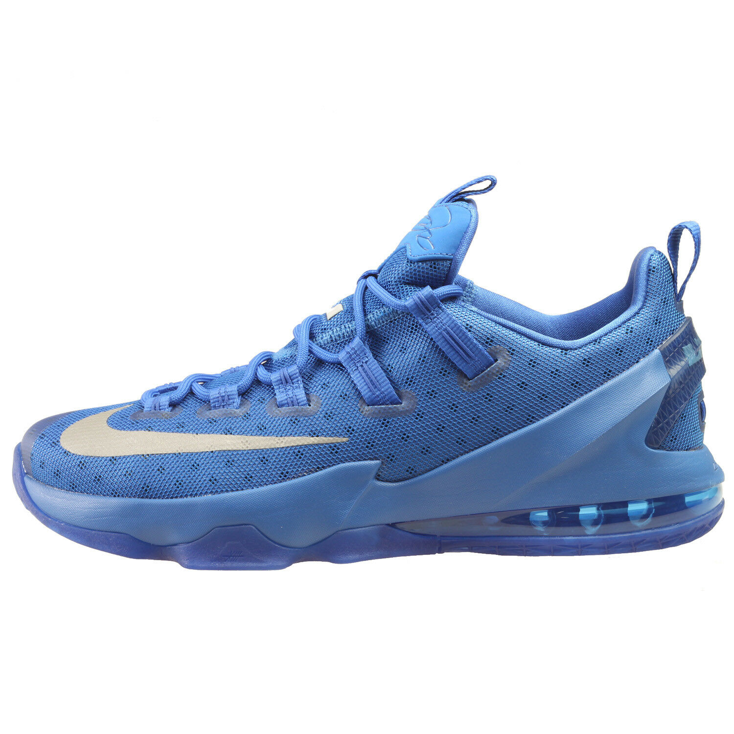 Nike Lebron XIII 13 Low 831925-400 Game Royal Blue Basketball Shoes Size 12