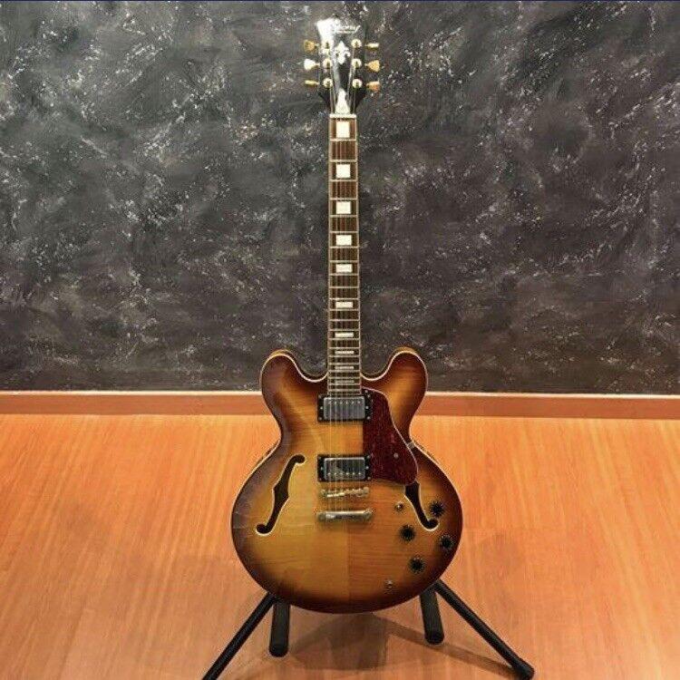 Stony ASB Mahogany Jazz Guitar