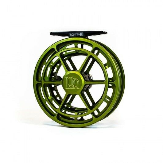 ROSS EVOLUTION R 5/6 FLY REEL IN MATTE SPECIAL OLIVE FOR 5-6 WT - SPECIAL MATTE EDITION 50b8a5