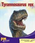 Tyrannosaurus Rex PM Writing 3 Gold/Silver 22/23 by Julie Haydon (Paperback, 2007)