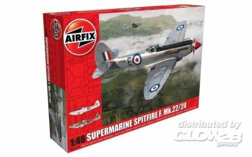 Airfix Supermarine Spitfire Mk22//24 in 1:48 1606101 Airfix A06101A   .