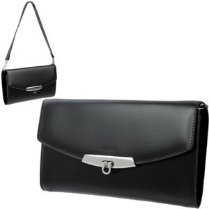 e73f0067af5 Image is loading Picard-Ladies-Small-Clutch-Hand-Bag-Leather-Evening-