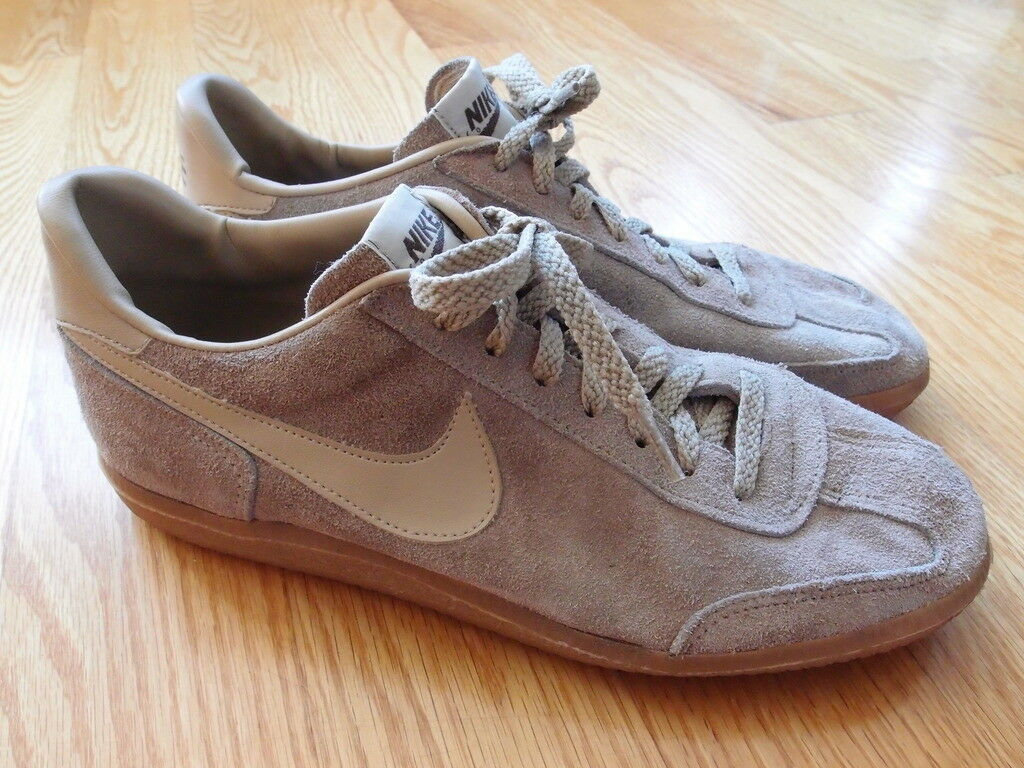 Vintage 70s 80s Nike Made in England Sneakers shoes Big Logo Rare