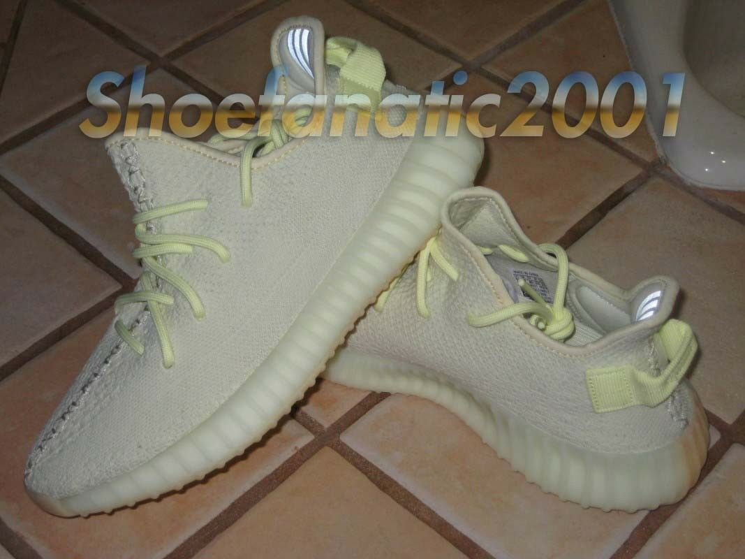 Adidas Yeezy Boost 350 v2 Butter US 7.5 Kanye West Limited Release F336980