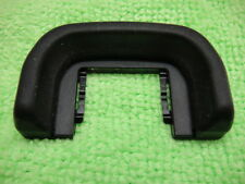 GENUINE SONY DSLR-A350 VIEWFINDER COVER REPAIR PARTS