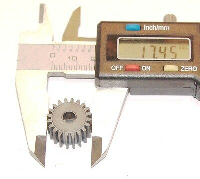 3D Printer Extruder Metal Gear 5mm Shaft RepRap Prusa Mendel Nema 17