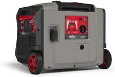 Briggs Amp Stratton 4500 W Quiet Portable Gas Inverter Generator With Electric Start