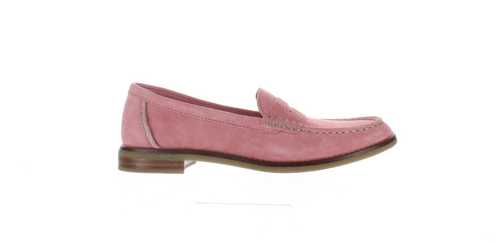 Sperry Top Sider Womens Seaport Coral Loafers Size 6 (2017040)