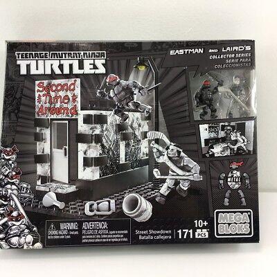 Second Time Around Teenage Mutant Ninja Turtles Mega Bloks Street Showdown