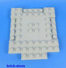 LEGO Nr- 6055165 / 8x8 Piastra per costruzione / grigio chiaro Speciale Cantiere