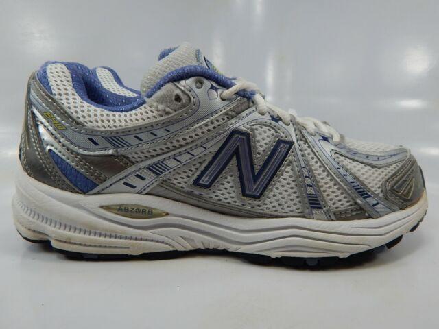 EU 37.5 Women's Running Shoes Silver